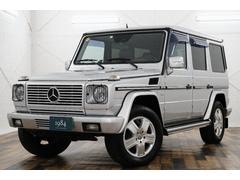 M・ベンツG500L Classic25 生産台数250台限定車