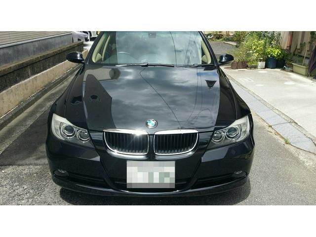 BMW 320iツーリング ハイラインパッケージ禁煙車 ベージュ革