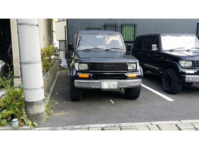 トヨタ EXワイド サンルーフ