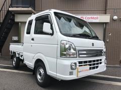 キャリイトラックスーパーキャリーX 4WD