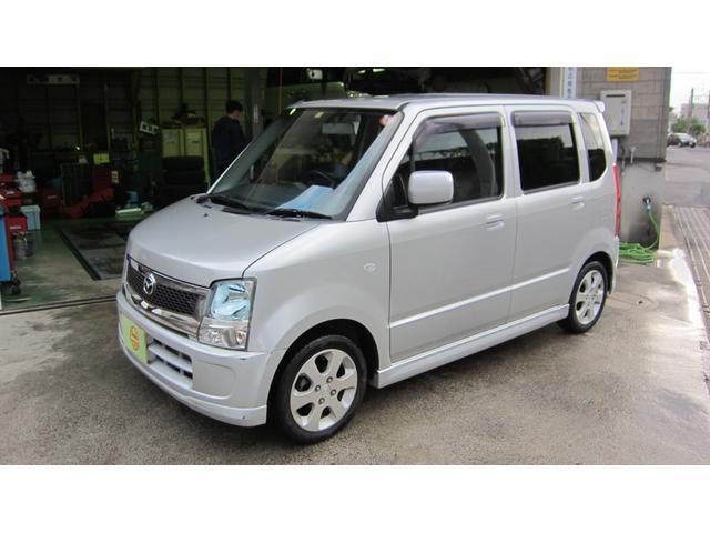 「マツダ」「AZ-ワゴン」「コンパクトカー」「広島県」の中古車
