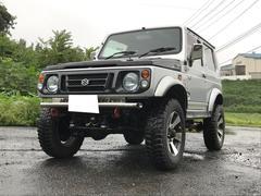 ジムニーシエラエルク 4WD AW15 SUV マニュアル5速 エアコン