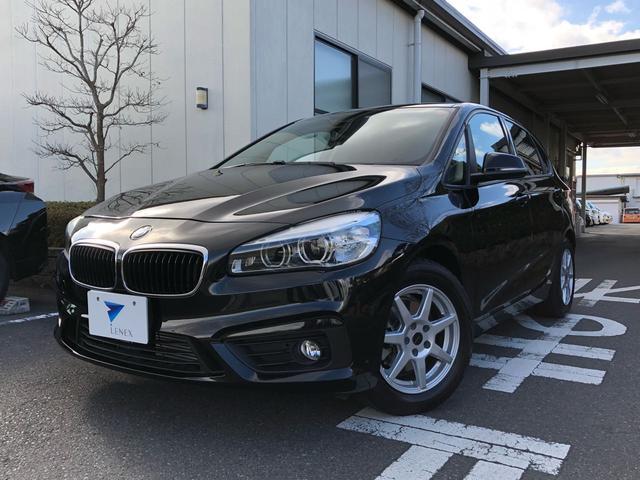 BMW 218dアクティブツアラーラグジュアリー ターボ ナビ