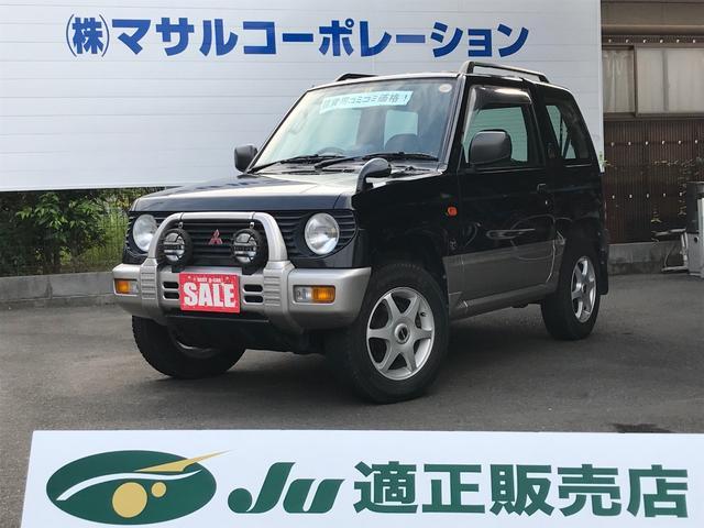 三菱 アイアンクロスX 切り替え式4WD 背面タイヤ フォグランプ