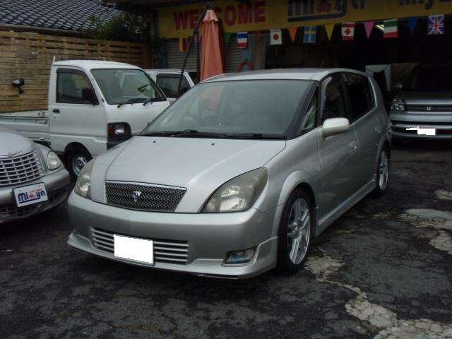 トヨタ 2.0 i 電動格納ミラー エアロ CD