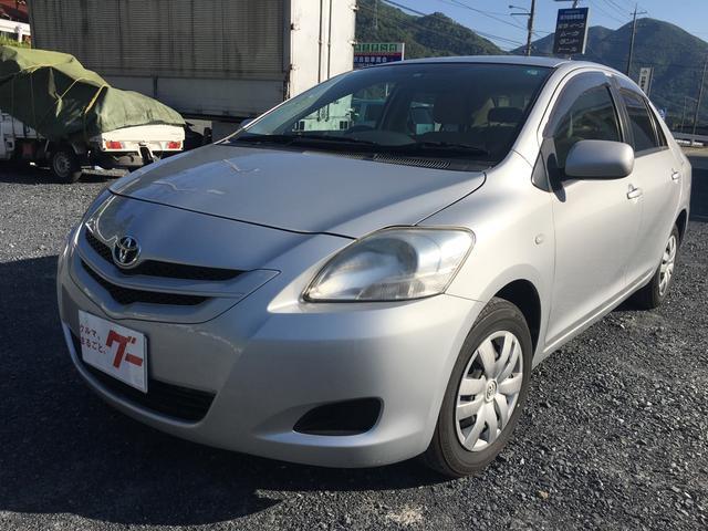 トヨタ X CD エアコン CVT セダン