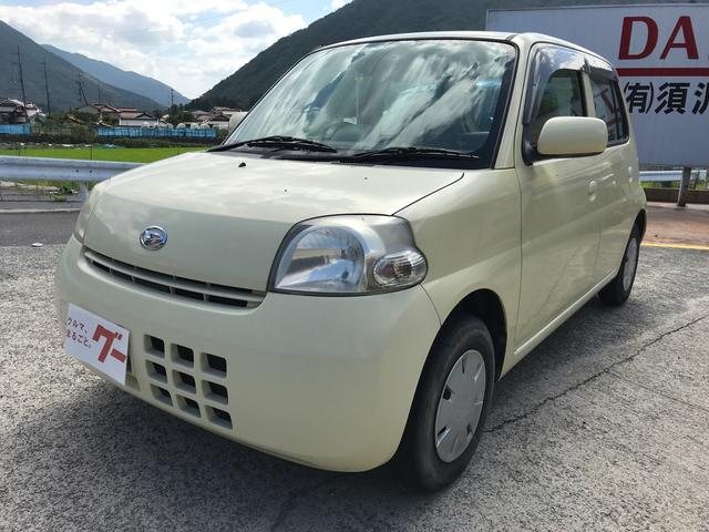 ダイハツ 600 L 軽自動車 フロアAT エアコン 4名乗り CD