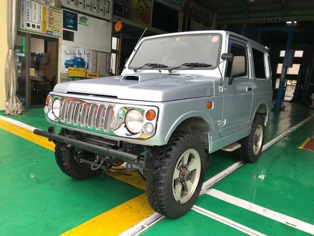 スズキ ランドベンチャ ETC 4WD  5MT 2インチリフトUP