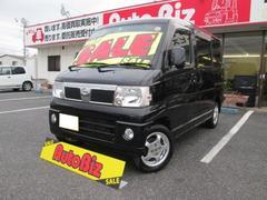 クリッパーリオE FOUR  切替式4WD 5速マニュアル ABS CD