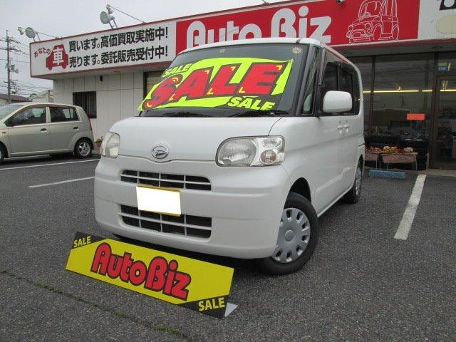 ダイハツ X ワンオーナー スマートキー スライドドア CD ABS