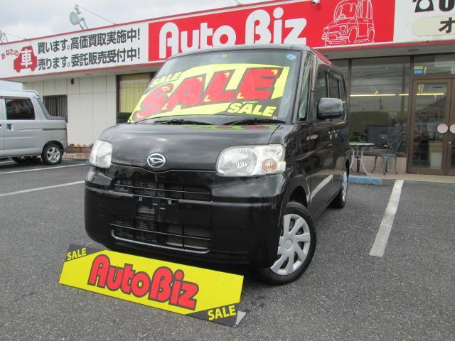 ダイハツ L キーレス CD ABS 左スライドドア