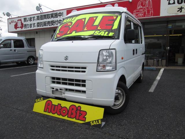 スズキ PA 切替式4WD ハイルーフ 集中ロック