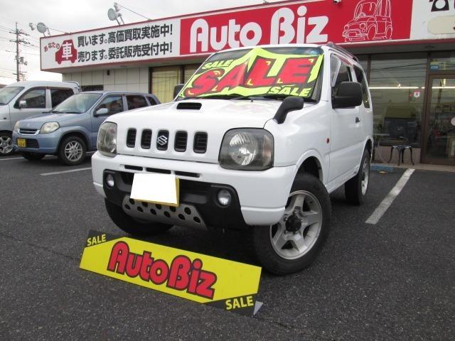スズキ XC 切替4WD ICターボ フォグ ABS キーレス 純正アルミ リアスポイラー