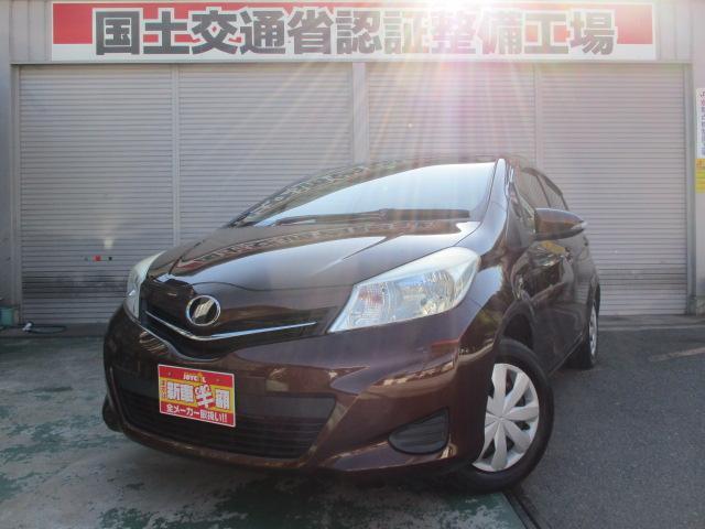 トヨタ ヴィッツ ジュエラ ワンオーナー ETC CVT CD ABS