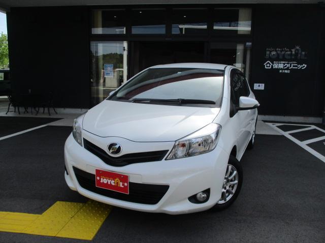 トヨタ F スマイルエディション 社外HDDナビ