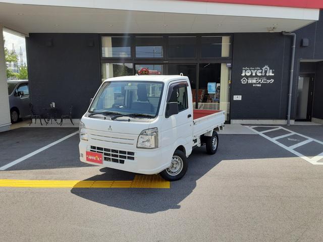 三菱 ミニキャブトラック M ワンオーナー パートタイム4WD
