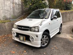 テリオスキッドキスマークX 4WD 5MT ターボ