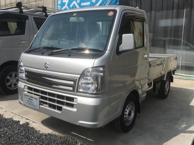 スズキ KCスペシャル  4WD 5速MT キーレス