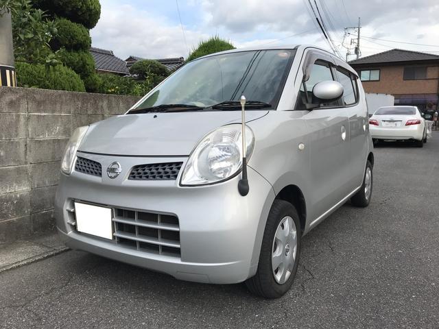 日産 軽自動車 インパネAT エアコン 4名乗り CD パワステ