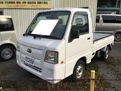 サンバートラックTB 運転席エアバッグ 4WD エアコン 軽トラック