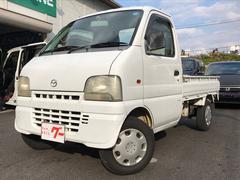 スクラムトラックMT 軽トラック 2名乗り ホワイト 記録簿