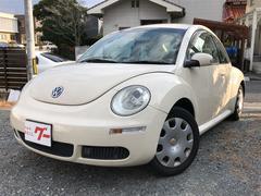 VW ニュービートルEZ AT オーディオ付 AC クーペ パワーウィンドウ