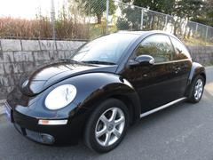 VW ニュービートルプライムエディション ワンオーナー ナビ ワンセグ 地デジ