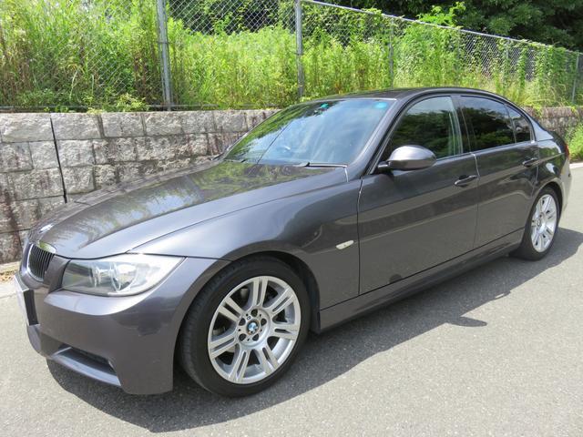 BMW 323i Mスポーツパッケージ ディーラーメンテワンオーナー