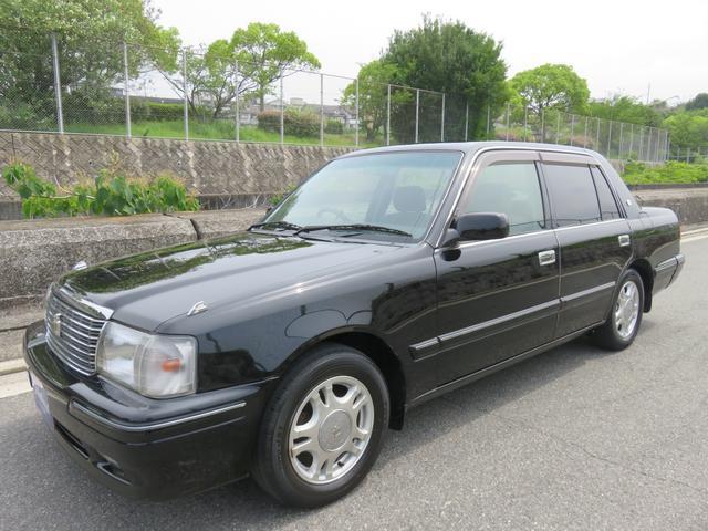 トヨタ スーパーサルーン コラムAT ベンチシート 6人乗 自動ドア