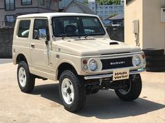 ジムニー2インチリフトアップ 社外バンパー 社外アルミ 新品タイヤ
