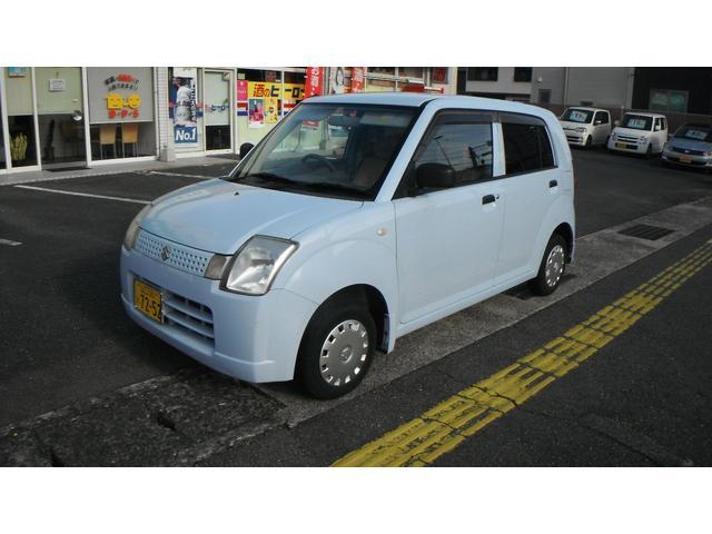 スズキ EII車検R3 12月走行6.4万 AT AC CD