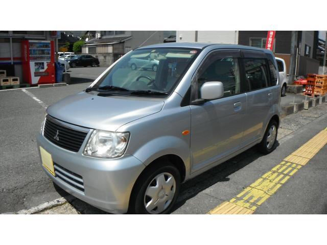三菱 eKワゴン M 車検R5 5月走行4.7万 AT AC