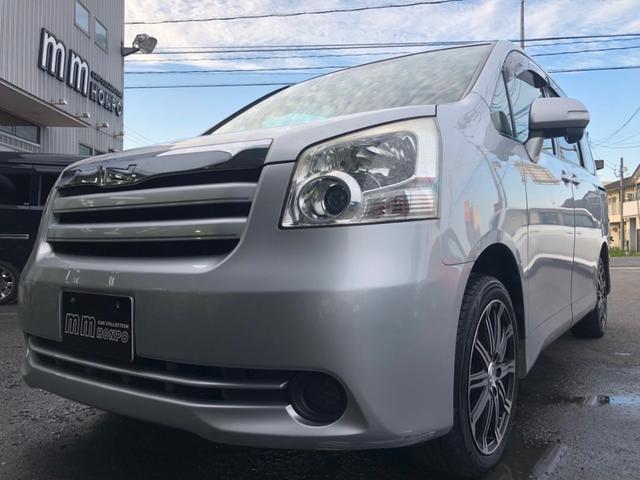 トヨタ X SDナビ 外品アルミ