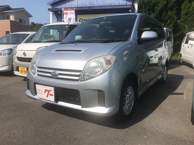 ダイハツ Ri ナビ 軽自動車 ブライトシルバーメタリック 整備付