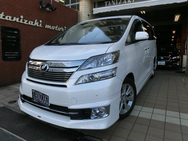 トヨタ 3.5VLEDモデリスタプレミアムツインマルチWサンルーフ