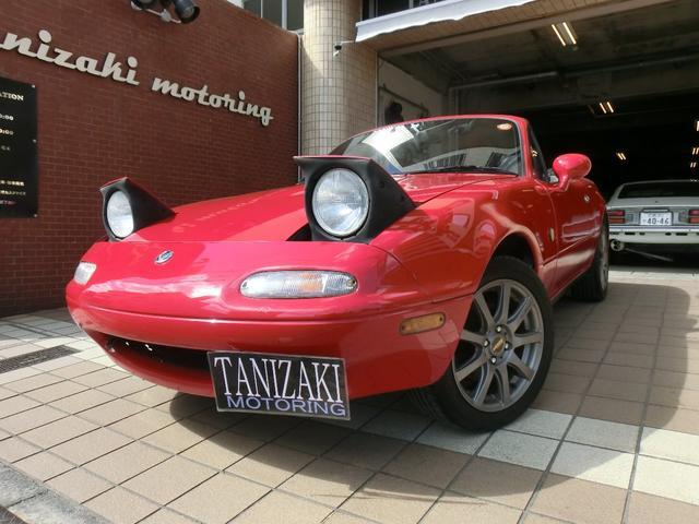 「その他」「ユーノスロードスター」「オープンカー」「広島県」の中古車