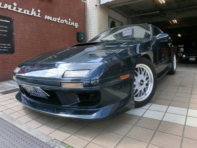 マツダ ウィニングリミテッドFC最終型エンジンOH車高調マフラー