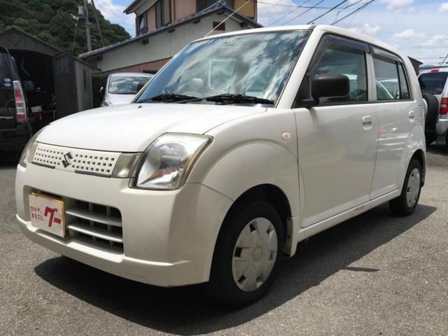 スズキ 軽自動車 AT エアコン 4名乗り CD