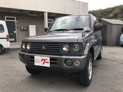 パジェロミニ軽自動車 レガートグレイM 車検整備付 AT