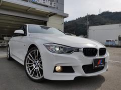 BMW320iMスポーツ/3Dマフラー/Mスポ19AW/車庫保管