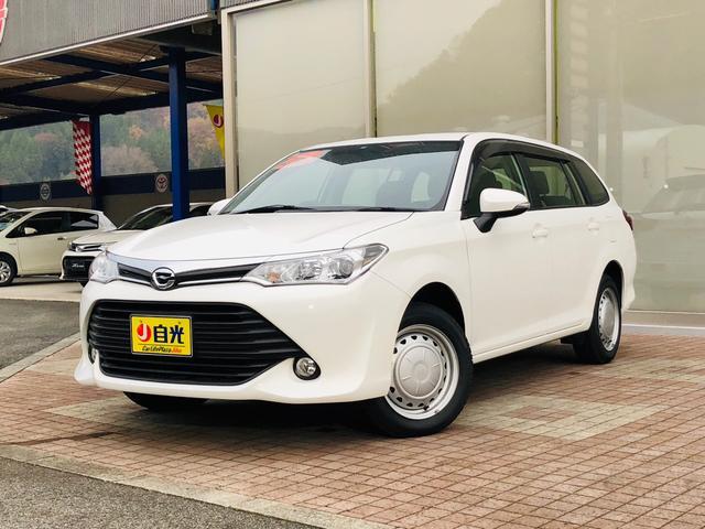 トヨタ 1.5X ナビ ステーションワゴン CVT オーディオ付
