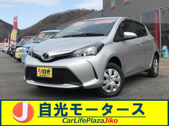 トヨタ F ナビ CVT オーディオ付 コンパクトカー AC