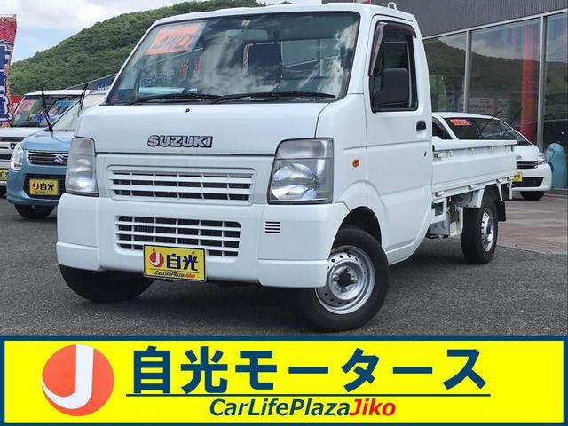 スズキ KCエアコン・パワステ スペシャル 4WD AC MT
