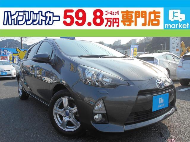 トヨタ S CD LED 社外アルミ プッシュスタート
