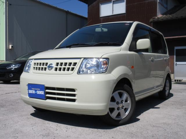 日産 E FOUR 4WD シートヒーター アルミホイール