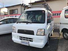 サンバーバントランスポーター AC MT 修復歴無 軽バン