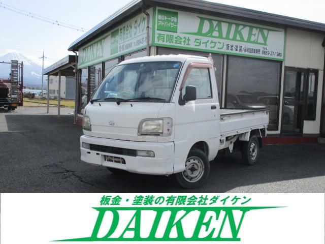 ダイハツ スペシャル農用パック 4WD エアコン