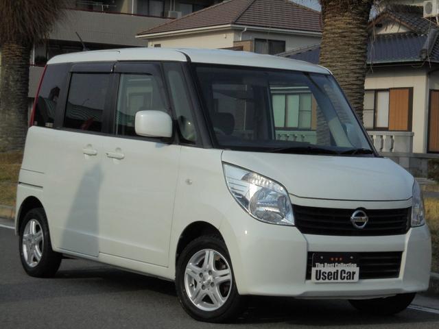 日産 E・インテリジェントキー・走行4.9万・ETC・車検整備付