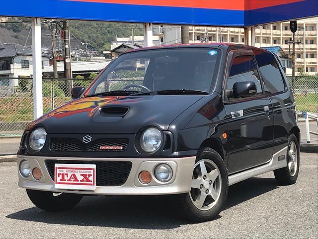 スズキ RS/Z ターボタイマー 5速 後席スピーカー