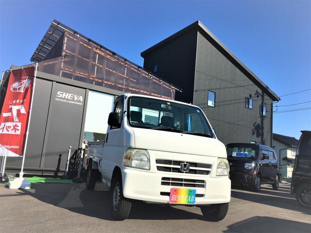 ホンダ アクティトラック SDX 4WD AC ナビ テレビ AT オートマ 軽トラ